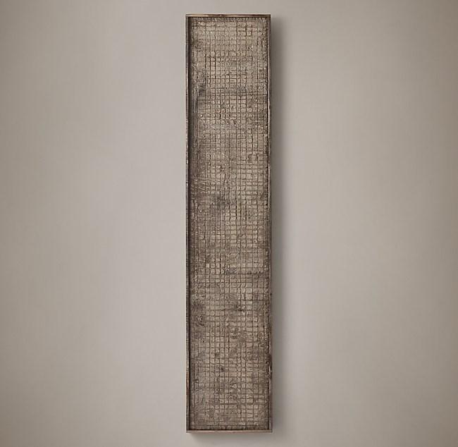 Reclaimed Belgian Block Cutting Board 20½