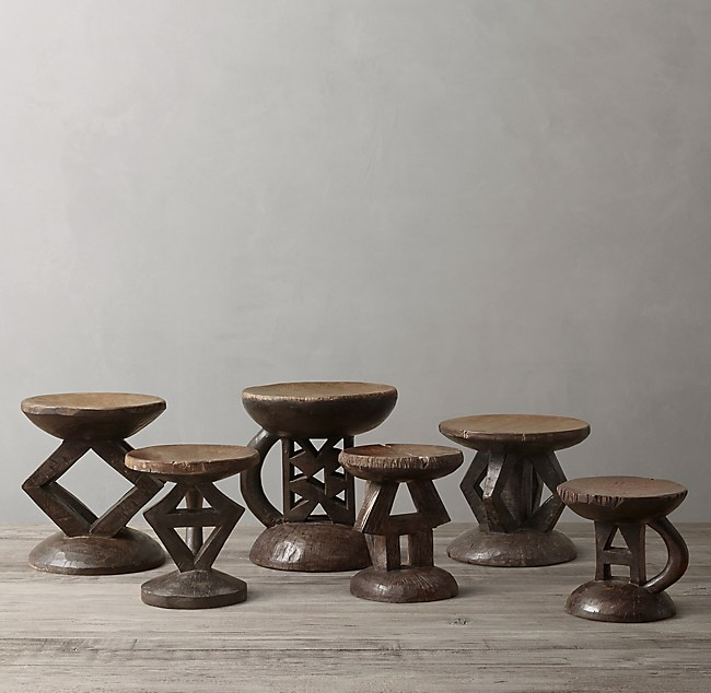 Groovy Carved Wood African Stand Collection Gmtry Best Dining Table And Chair Ideas Images Gmtryco