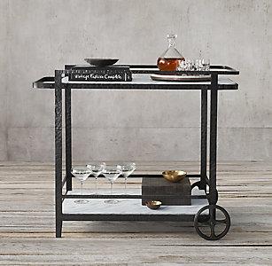 Bar Carts Cabinets Rh