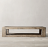 Rh Aspen Coffee Table