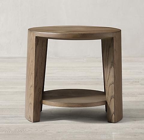 All Side Tables RH - Restoration hardware modern dining table