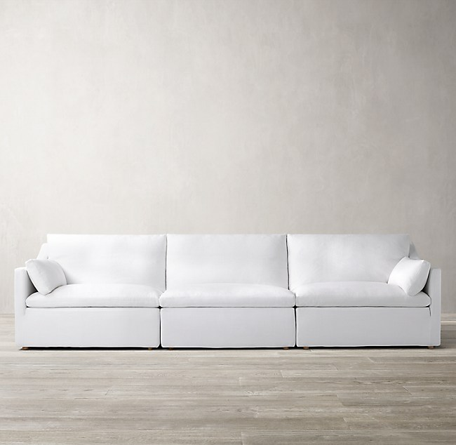 Cloud Slope Arm Modular Sofa