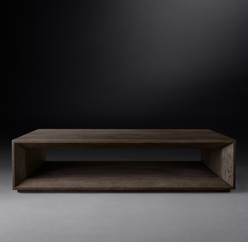 Arles Open Coffee Table
