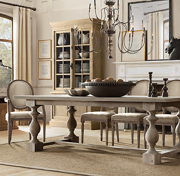 Restoration Hardware Kitchen Tables