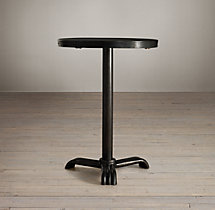 1930s Parisian Club Side Table