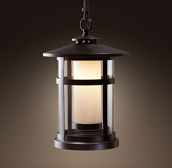 Rutherford Pendant Bronze