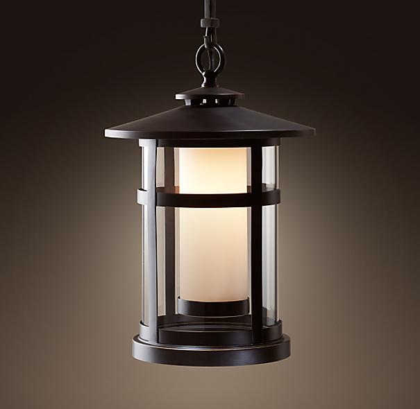 Restoration Hardware Outdoor Lighting Reviews: Rutherford Pendant