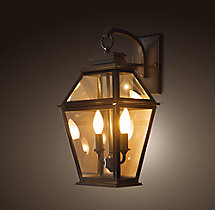 Cambridge Sconce - Large