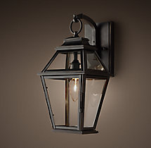 Cambridge Sconce - Small