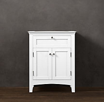 Cartwright Powder Room Vanity Base