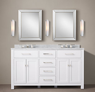 More Sizes Finishes Hutton Double Vanity