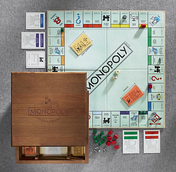 Vintage Edition Monopoly 174