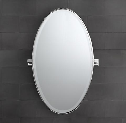 Pivot Extension Mirrors Rh