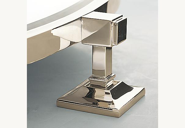 Dillon Oval Pivot Mirror