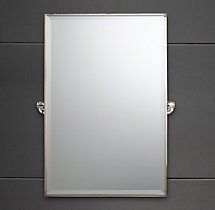 Lugarno Traditional Pivot Mirror