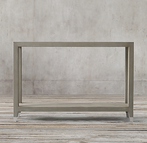 All Console Tables Rh