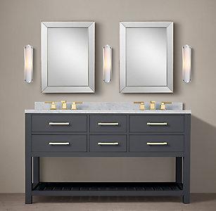 huge discount f941e bd252 All Vanities & Sinks | RH