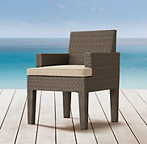 Del Mar Armchair Cushions