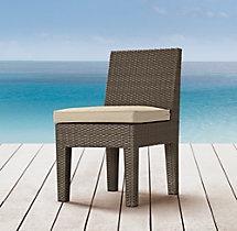 Del Mar Side Chair Cushions