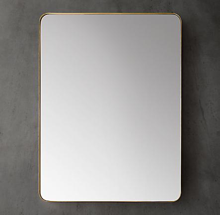 Wall Mirrors Rh