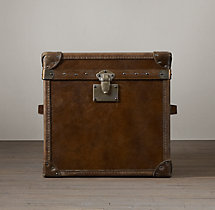 "Mayfair Steamer Trunk 22"" Cube"