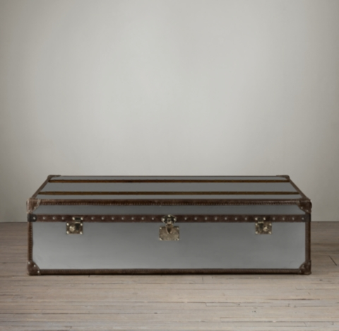 Steamer Trunk ExtraLarge Coffee Table