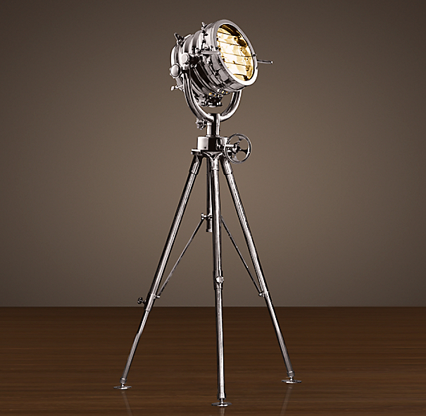 Royal Master Sealight Floor Lamp Aluminum