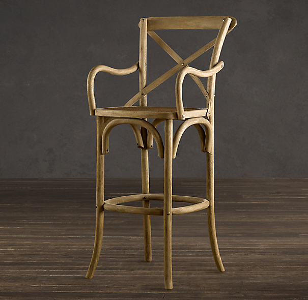 Madeleine stool - Madeleine bar stool ...