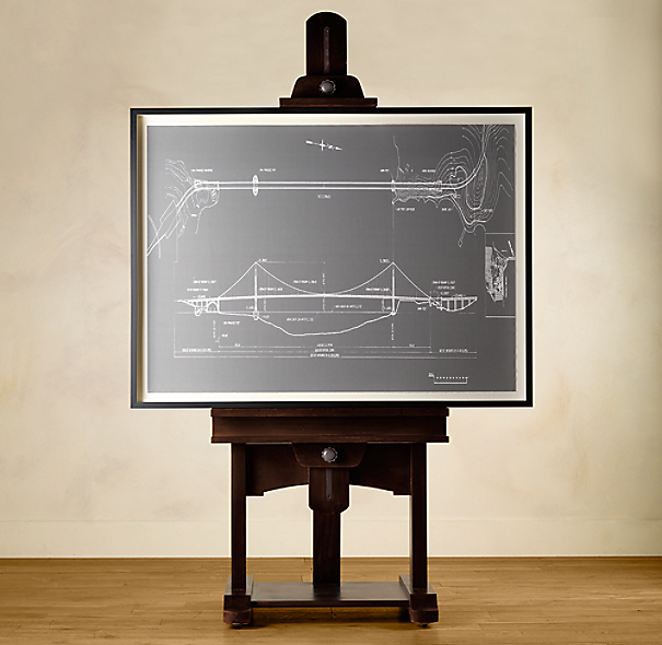 92 Quot Tv Easel