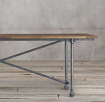 Flatiron Rectangular Dining Table