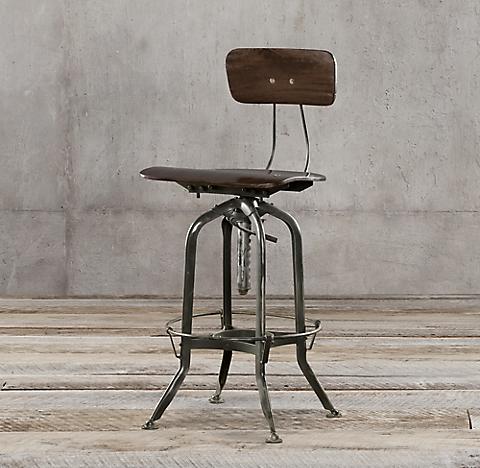 restoration hardware bar stools All Bar & Counter Stools | RH restoration hardware bar stools
