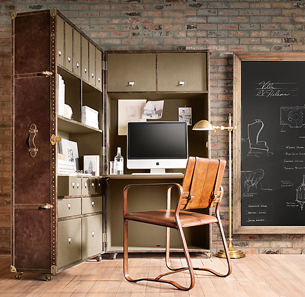 Small But Mighty Home Office Solutions Abode