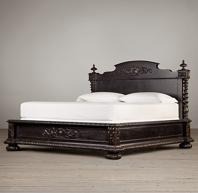 Shown In Antiqued Black