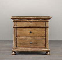 "St. James 32"" Closed Nightstand"