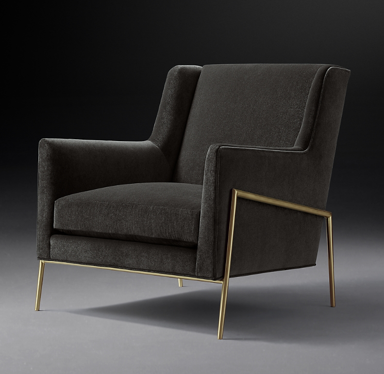 Paget Wingback Chair