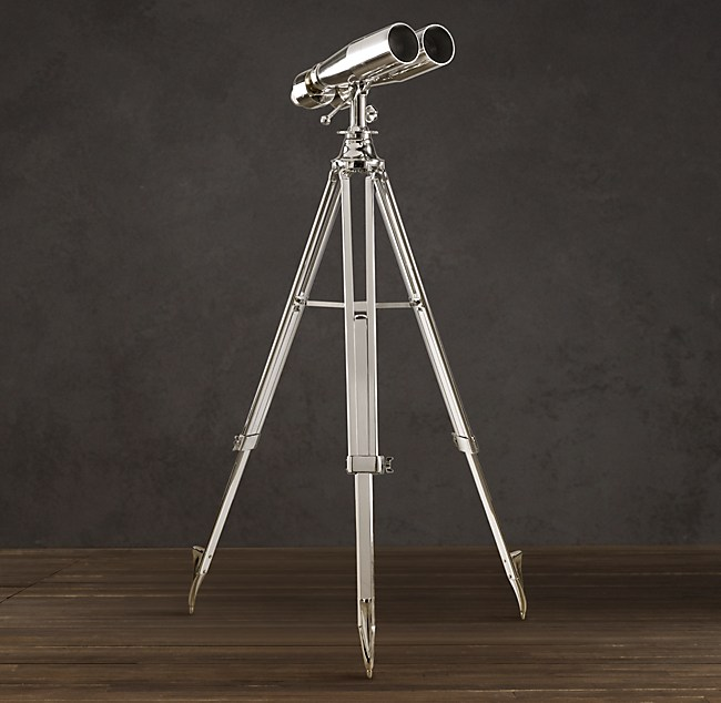1920s Naval Binoculars