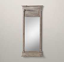 Trumeau Mirror - Natural
