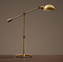 Rowan Pharmacy Task Table Lamp