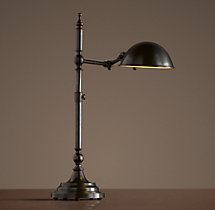 Franklin Pharmacy Task Table Lamp