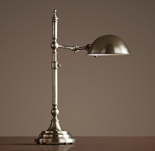Franklin Pharmacy Task Table Lamp