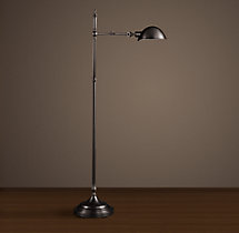Franklin Pharmacy Task Floor Lamp