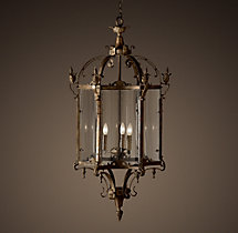 19th C. Salerno Streetlight Pendant