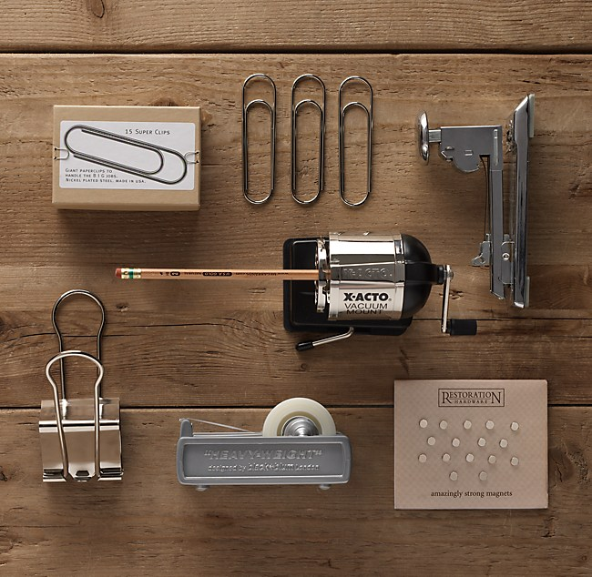Industrial Desk Accessories