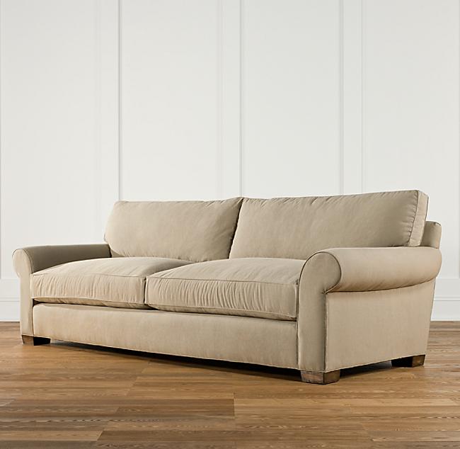 Restoration Hardware Sofa Bed Home Design