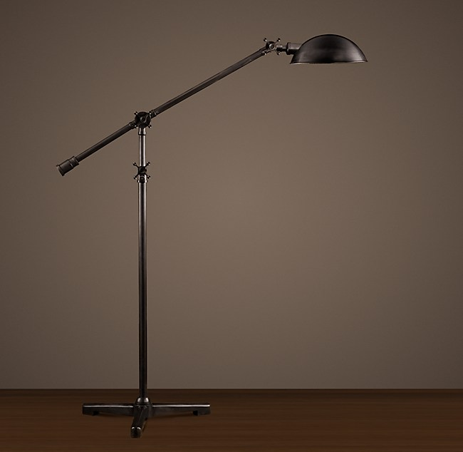 Rowan pharmacy task floor lamp mozeypictures Image collections