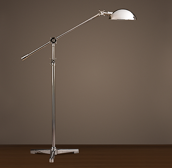 Rowan Pharmacy Task Floor Lamp