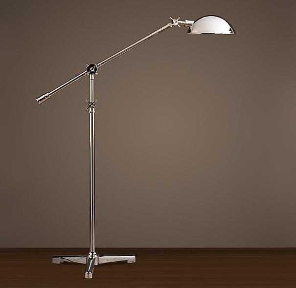 rowan pharmacy task floor lamp. Black Bedroom Furniture Sets. Home Design Ideas