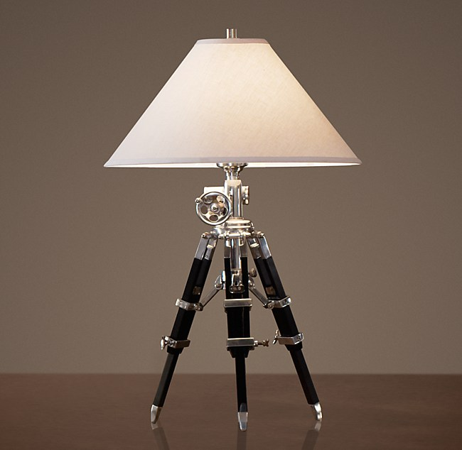 Royal marine tripod table lamp aloadofball Images
