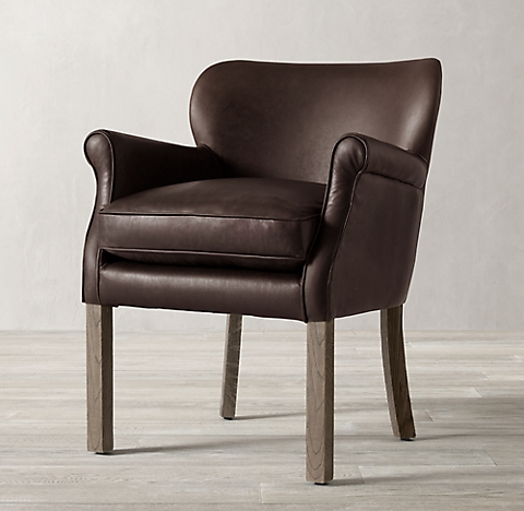 More Finishes Professor S Leather Armchair
