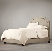 Delano Fabric Bed